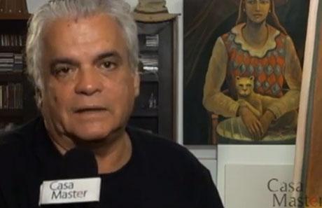 Entrevista para o Programa Casa Master Parte 1