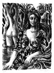 Litogravura, 2000 32 x 24 cm